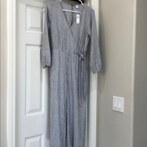 Old Navy linen blend jumpsuit